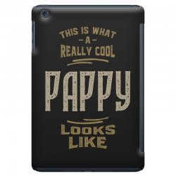 Really Cool Pappy iPad Mini Case   Artistshot