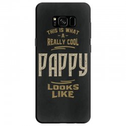 Really Cool Pappy Samsung Galaxy S8 Case   Artistshot