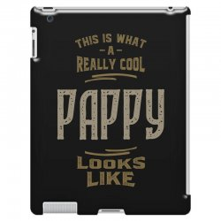 Really Cool Pappy iPad 3 and 4 Case   Artistshot