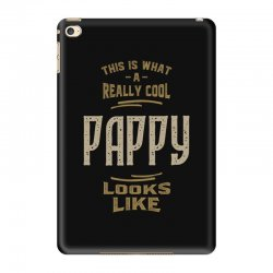 Really Cool Pappy iPad Mini 4 Case   Artistshot
