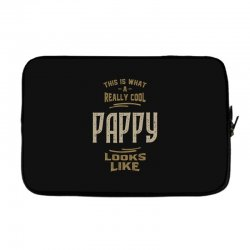 Really Cool Pappy Laptop sleeve   Artistshot