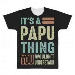 It's a Papu Thing All Over Men's T-shirt | Artistshot