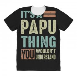 It's a Papu Thing All Over Women's T-shirt | Artistshot