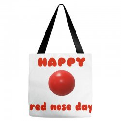 Red nose Tote Bags | Artistshot