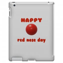 Red nose iPad 3 and 4 Case | Artistshot