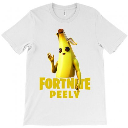 Fortnite Peely T-shirt Designed By Toweroflandrose