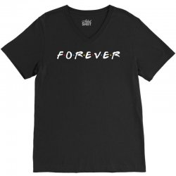 forever of the friends parody V-Neck Tee | Artistshot