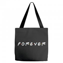 forever of the friends parody Tote Bags | Artistshot