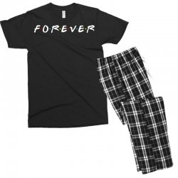 forever of the friends parody Men's T-shirt Pajama Set | Artistshot