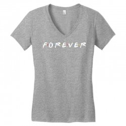 forever of the friends parody Women's V-Neck T-Shirt | Artistshot