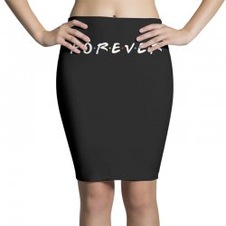 forever of the friends parody Pencil Skirts | Artistshot