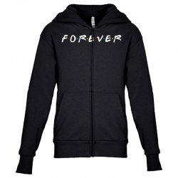 forever of the friends parody Youth Zipper Hoodie | Artistshot