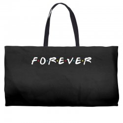 forever of the friends parody Weekender Totes | Artistshot