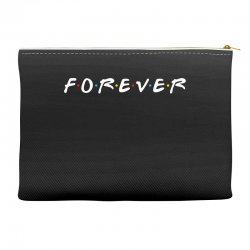 forever of the friends parody Accessory Pouches | Artistshot
