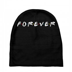 forever of the friends parody Baby Beanies | Artistshot