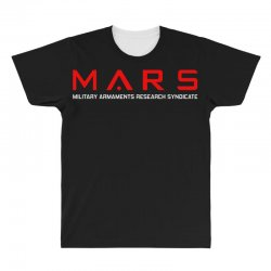 mars military armaments research syndicate All Over Men's T-shirt | Artistshot