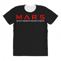 mars military armaments research syndicate All Over Women's T-shirt | Artistshot