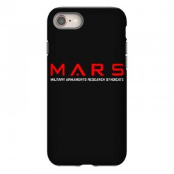 mars military armaments research syndicate iPhone 8 Case | Artistshot