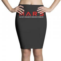 mars military armaments research syndicate Pencil Skirts | Artistshot