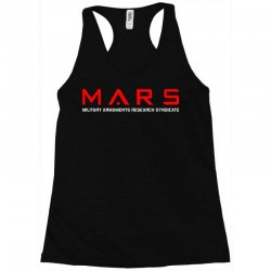mars military armaments research syndicate Racerback Tank | Artistshot