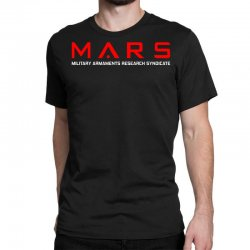 mars military armaments research syndicate Classic T-shirt | Artistshot