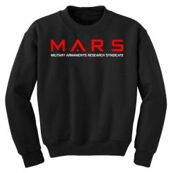 mars military armaments research syndicate Youth Sweatshirt | Artistshot