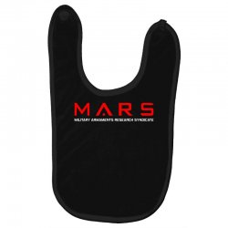 mars military armaments research syndicate Baby Bibs | Artistshot