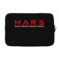 mars military armaments research syndicate Laptop sleeve | Artistshot