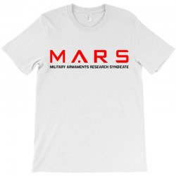 mars military armaments research syndicate T-Shirt | Artistshot