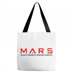 mars military armaments research syndicate Tote Bags | Artistshot