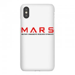 mars military armaments research syndicate iPhoneX Case | Artistshot
