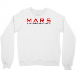 mars military armaments research syndicate Crewneck Sweatshirt | Artistshot