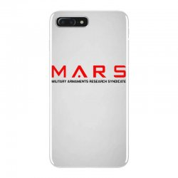 mars military armaments research syndicate iPhone 7 Plus Case | Artistshot