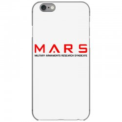 mars military armaments research syndicate iPhone 6/6s Case | Artistshot