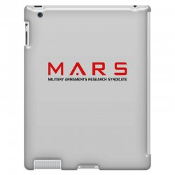 mars military armaments research syndicate iPad 3 and 4 Case | Artistshot
