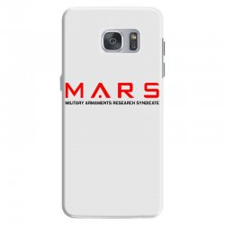 mars military armaments research syndicate Samsung Galaxy S7 Case | Artistshot
