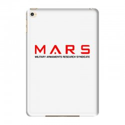 mars military armaments research syndicate iPad Mini 4 Case | Artistshot