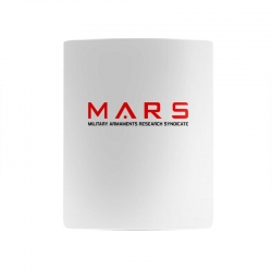 mars military armaments research syndicate Mug | Artistshot