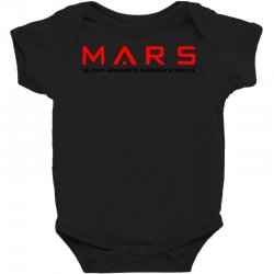 mars military armaments research syndicate Baby Bodysuit | Artistshot