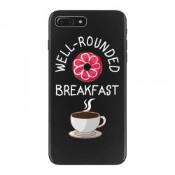 well rounded breakfast iPhone 7 Plus Case | Artistshot