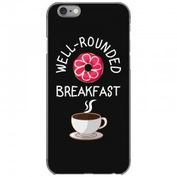well rounded breakfast iPhone 6/6s Case | Artistshot