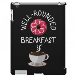 well rounded breakfast iPad 3 and 4 Case | Artistshot