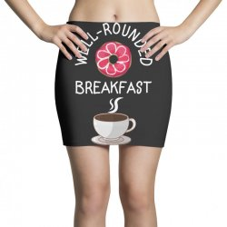 well rounded breakfast Mini Skirts | Artistshot