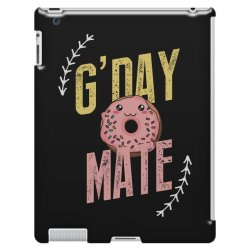 g'day mate iPad 3 and 4 Case | Artistshot