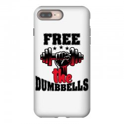 free the dumbbells cool iPhone 8 Plus Case | Artistshot