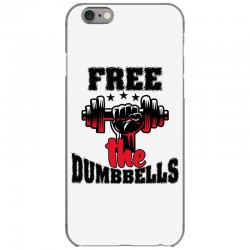 free the dumbbells cool iPhone 6/6s Case | Artistshot