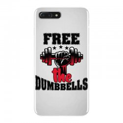 free the dumbbells cool iPhone 7 Plus Case | Artistshot