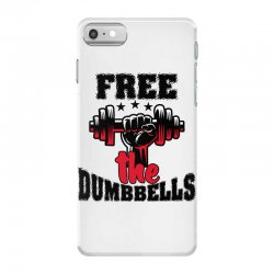free the dumbbells cool iPhone 7 Case | Artistshot