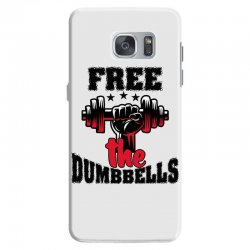 free the dumbbells cool Samsung Galaxy S7 Case | Artistshot