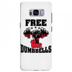 free the dumbbells cool Samsung Galaxy S8 Plus Case | Artistshot